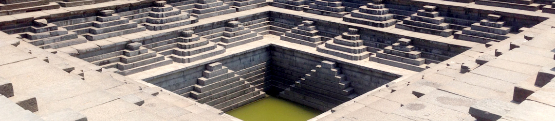 Hampi Stepped Well