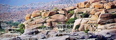 Hampi - Anegundi - Kishkinda Tour Package